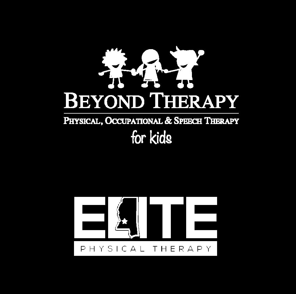 Elite &. Beyond Therapy logos