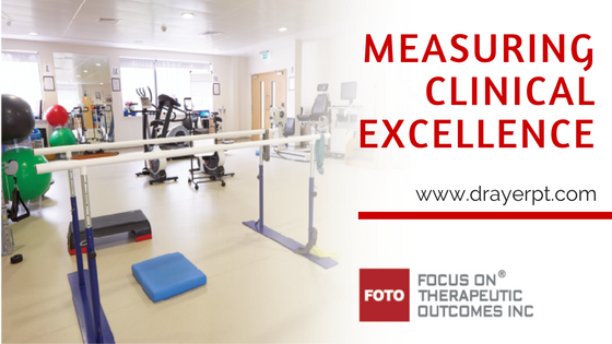 Measuring Clinical Excellence, One FOTO at a Time - Upstream